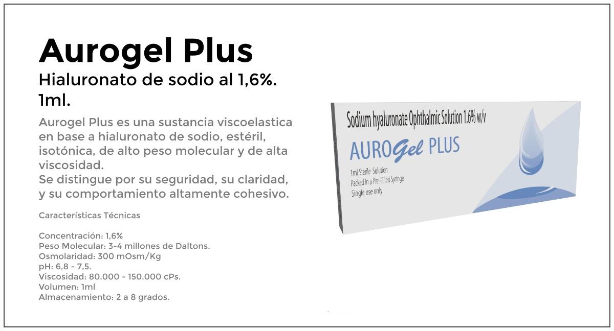 Aurogel Plus